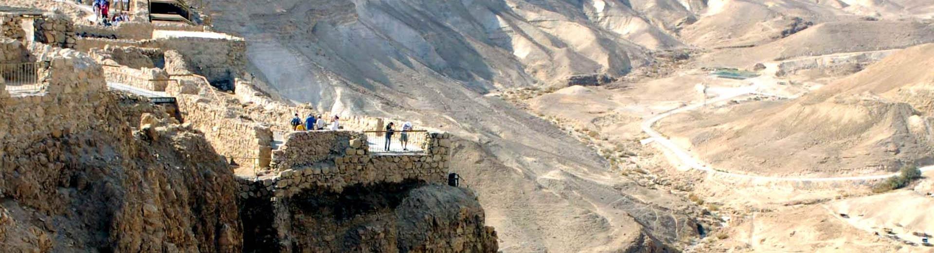 Masada, Jerycho, Betania, Morze Martwe wycieczki,